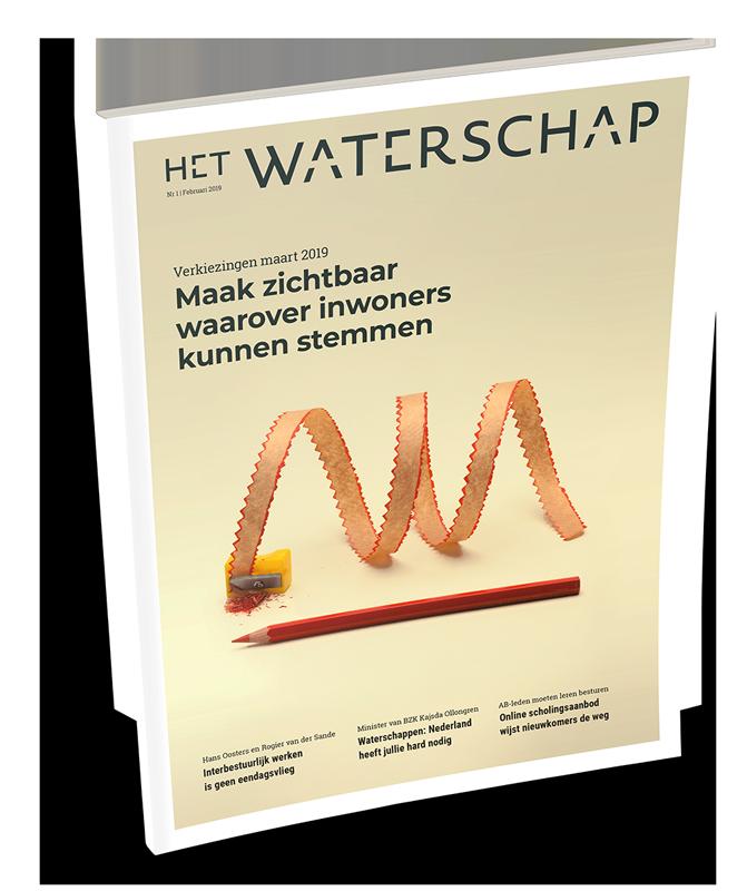Cover Het Waterschap